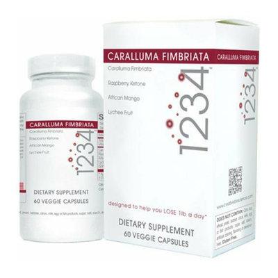 Creative Bioscience Caralluma Fimbriata 1234 60 Ct