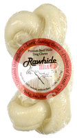 Pet-ag, Inc. Rawhide Brand® Natural Round Safety Knot™ Bone, 4