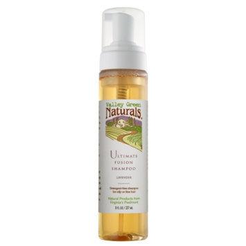 Valley Green Naturals Ultimate Fusion Shampoo, Lavender, 8 fl oz