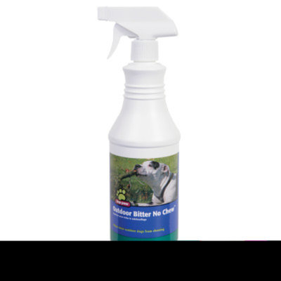 Top Paw Outdoor Bitter No Chew Spray