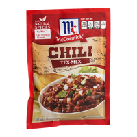 McCormick Chili Tex-Mex Seasoning Mix