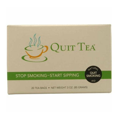 Quit Tea Stop Smoking Tea 20 Tea Bags