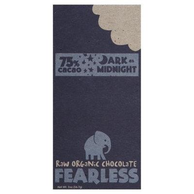 Fearless Chocolate Organic Midnight Candy Bar, 2 oz
