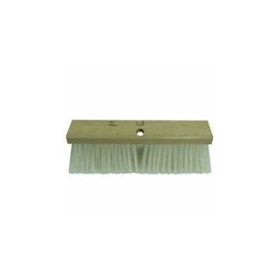 Hamburg Industries Inc, Clear Poly Street Broom Head