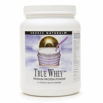 Source Naturals True Whey Premium Protein Powder