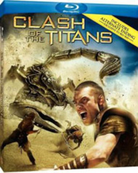 Warner Home Video Clash of the Titans