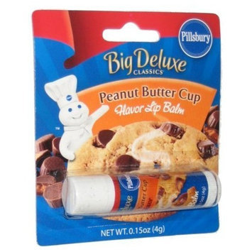 Boston America Pillsbury Peanut Butter Cup Flavor Lip Balm 17239