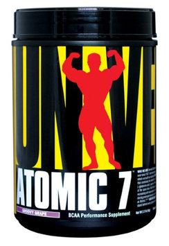 Universal Nutrition - Atomic 7 BCAA Performance Groovy Grape 73 Servings - 1 kg.