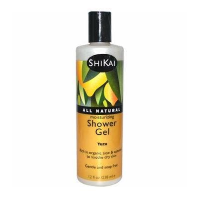 Shikai Products Shikai Moisturizing Shower Gel Yuzu 12 fl oz