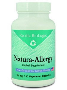 Pacific Biologic Natura-Allergy 700 mg 90 vcaps