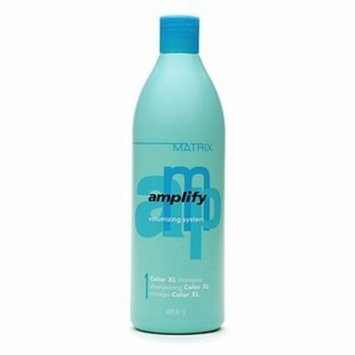 Matrix Nutrition Amplify Volumizing System Color XL Shampoo Matrix 33 oz Shampoo For Unisex