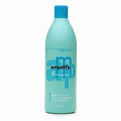 Matrix Nutrition Amplify Volumizing System Color XL Shampoo Matrix 33 oz Shampoo For Unisex