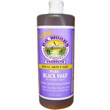 Dr. Woods Pure Black Soap