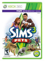 Electronic Arts The Sims 3: Pets (Xbox 360)