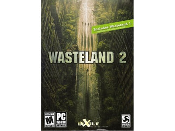 U & I Entertainment Square Enix D1225 Wasteland 2 Pc
