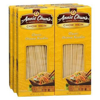 Annie Chun's Chow Mein Noodles 6 Pack