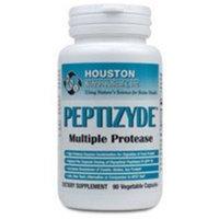 Houston Nutraceuticals, Houston Enzymes Houston Nutraceuticals Enzymes Peptizyde Multiple Protease 90 Capsules