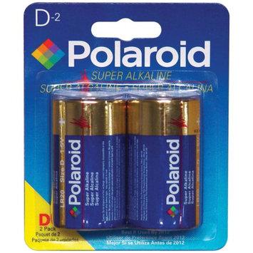 Mazel PD2PK 27084 Batteries D Alkaline Polaroid 2 Pack