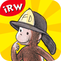 Tribal Nova Curious George and the Firefighters by i Read With