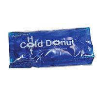 Fabrication Enterprises 11-1530 Relief Pak Cold N Hot Donut Compression Sleeve - Finger