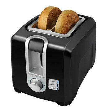 Black & Decker 2-Slice Toaster Model T2569B