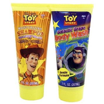 Disney Toy Story Wash & Moisturizing Shampoo Bath Set - Grape