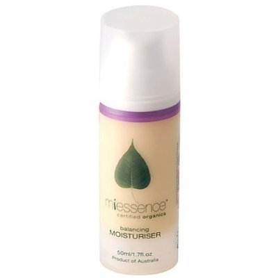 Miessence Balancing Moisturizer -Normal/Combination - Certified Organic