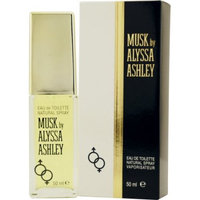 Overstock Alyssa Ashley Musk Women's 1.7-ounce Eau de Toilette Spray
