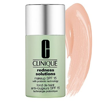 Clinique Redness Solutions Makeup SPF 15 with Probiotic Technology