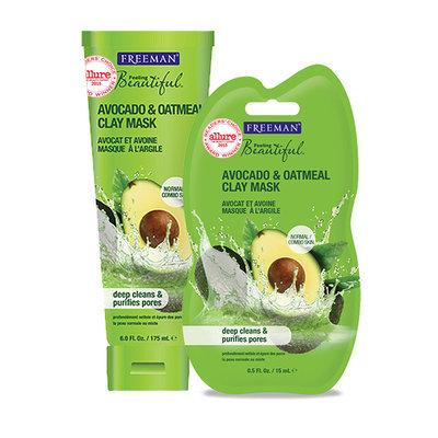 Freeman Feeling Beautiful™ Purifying Avocado & Oatmeal Clay Mask