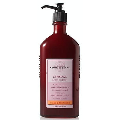 Bath & Body Works Aromatherapy Ylang-Ylang Myrrh Sensual Nourishing Body Lotion 6.5 oz