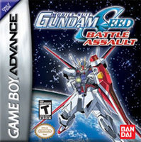 Bandai Gundam Seed Battle Assault