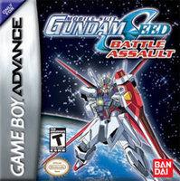 Bandai Gundam Seed Battle Assault