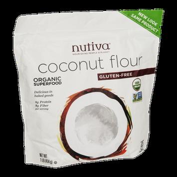 Nutiva Gluten-Free Coconut Flour