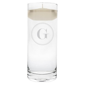 Cathy's Concepts Circle Initial Unity Candle G