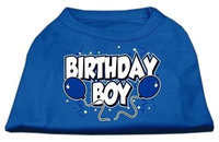 Ahi Birthday Boy Screen Print Shirts Blue Sm (10)