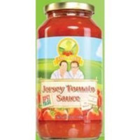 Two Guys Jersey Tomato Sauce, 25 Ounce -- 12 per case.