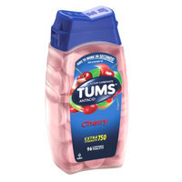 Tums Extra Strength 750 Calcium Rich Chewable Tablets