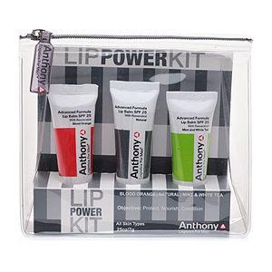 Anthony Logistics for Men Gift Him Lip Balm Kit