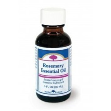 Heritage Store Rosemary 1 oz Essential Oils