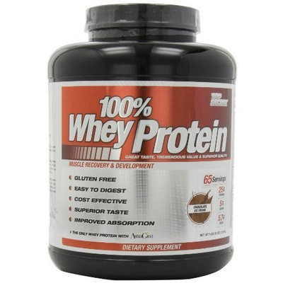 Top Secret Nutrition 100% Whey Protein Powder, Chocolate, 5 lbs.