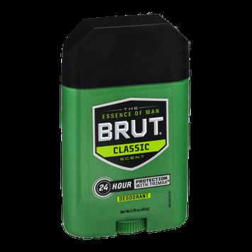 Brut Deodorant Classic Scent