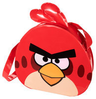 Mattel, Inc. Mattel Angry Birds Carry Case & Game Mat Playset