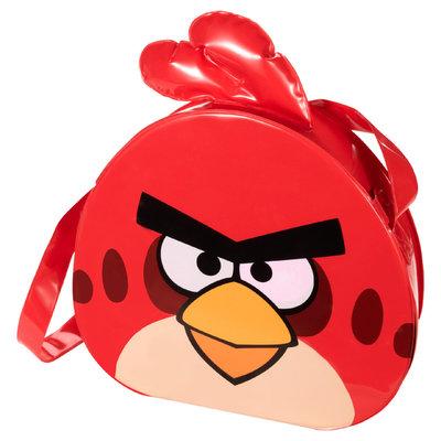 Mattel, Inc. Mattel Angry Birds Carry Case & Game Mat Playset
