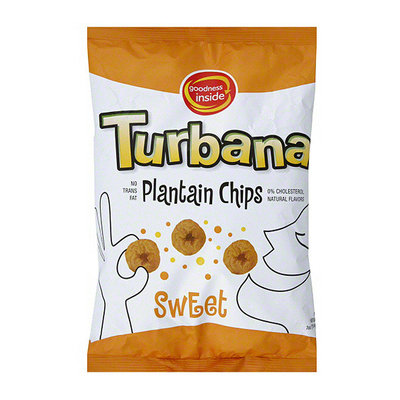 Turbana Sweet Plantain Chips