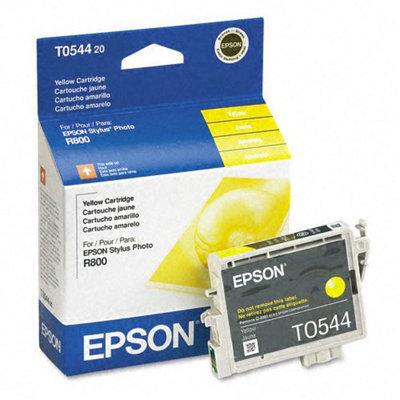 Epson T054420 Inkjet Cartridge, Yellow - Kmart.com