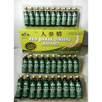 Royal King Red Panax Ginseng Extract 6000mg 10c.c./bottle X 30