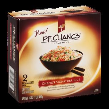 P.F. Chang's Home Menu Chang's Signature Rice Bags - 2 CT