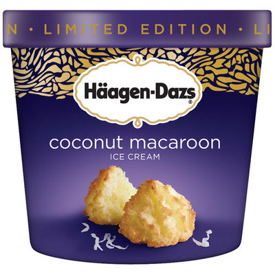 Häagen-Dazs Coconut Macaroon Ice Cream, 3.6 fl oz