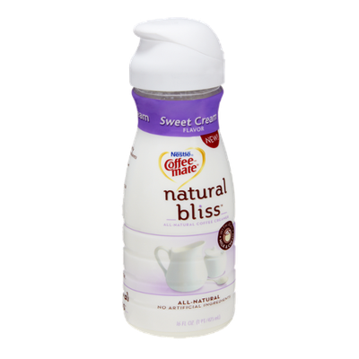 Nestlé Coffee-Mate Sweet Cream Natural Bliss Coffee Creamer